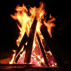 Post image for People and Fire