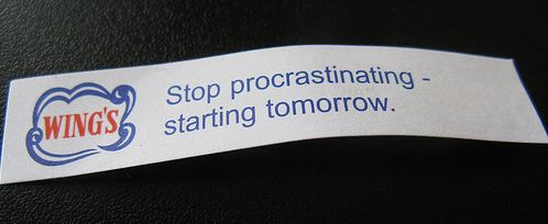 Post image for Procrastination is Not Laziness
