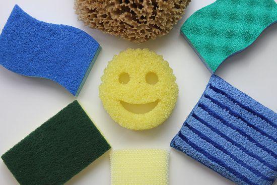 smiley scrubby